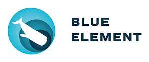 Blue Element Logo