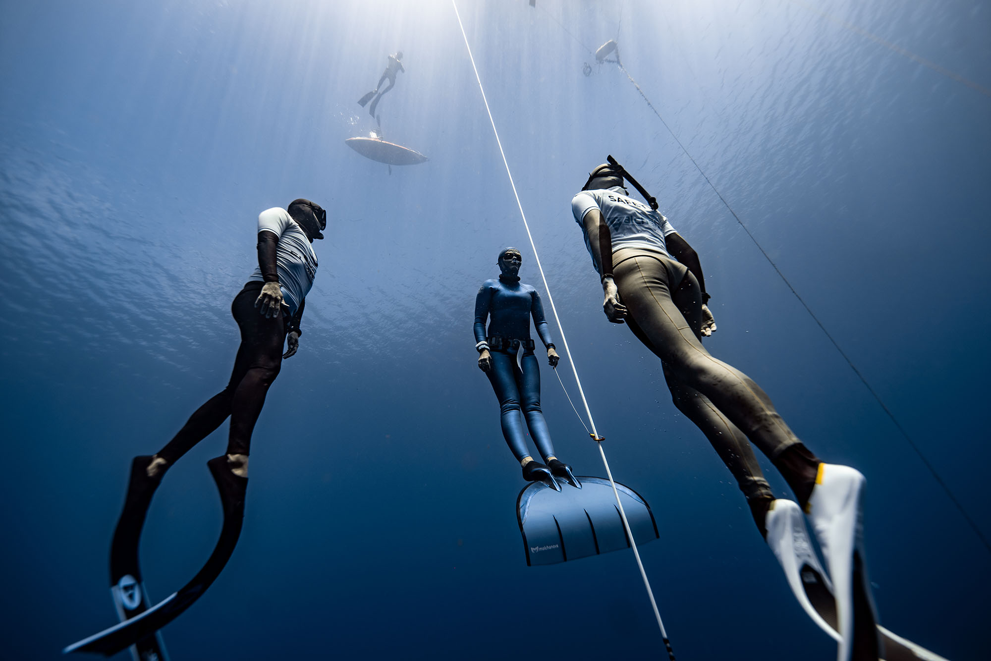Annual Freediving Competition